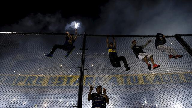 Paraguay'da 237 Boca taraftarı gözaltında