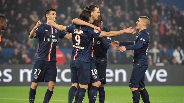 El PSG hace cuatriplete en Francia (0-1)