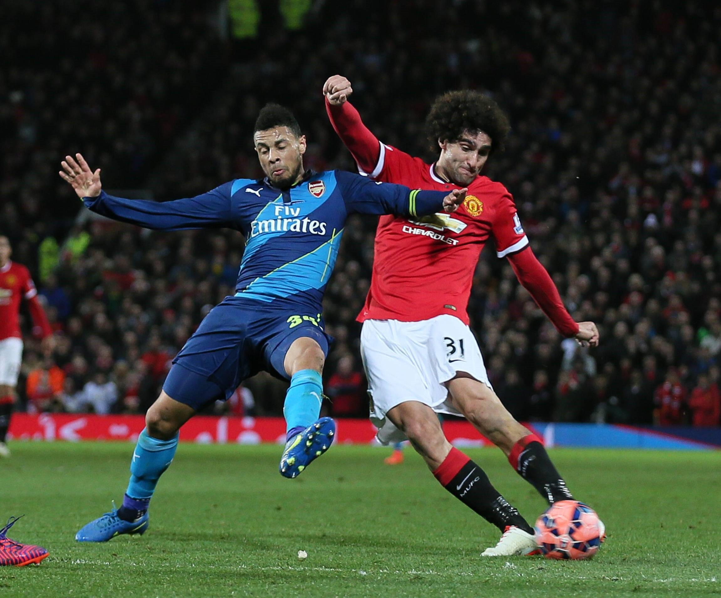 «Манчестер Юнайтед» – «Арсенал»