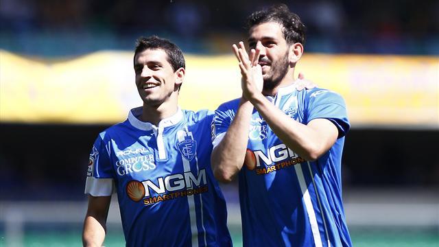 Le pagelle di Verona-Empoli 2-1 - Serie A 2014-2015 ...