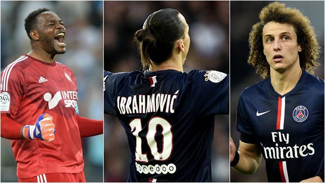 Equipe type de L1 : l'omniprésence du PSG, la surprise Mandanda