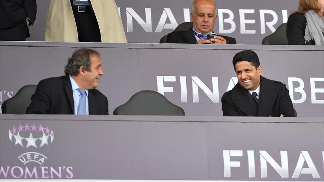 Blatter, Platini, Valcke, Al-Khelaïfi : Deux ans et demi d'affaires à la FIFA