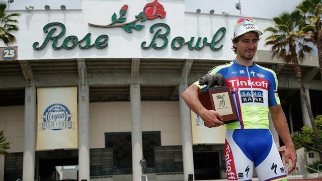 Саган выиграл «Тур Калифорнии»