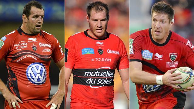 Hayman, Williams et Botha préparent leur dernière à Mayol
