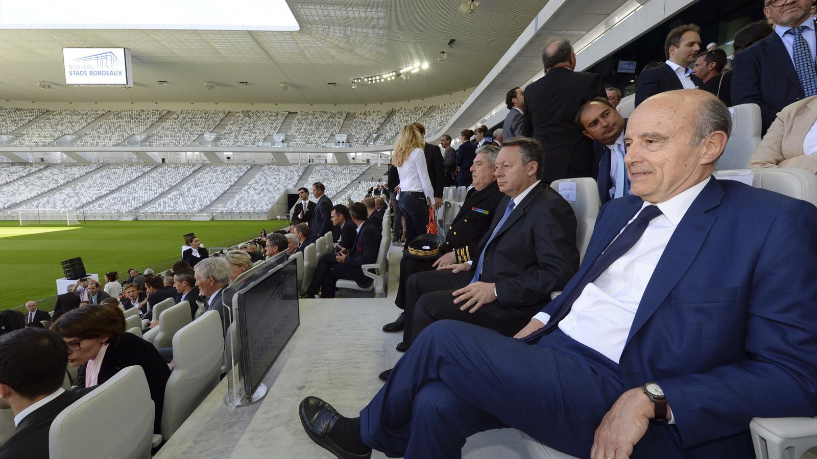 Actualités : La nouvelle bretelle d'accès au grand stade de Bordeaux sera mise en service avant fin août - Girondins33