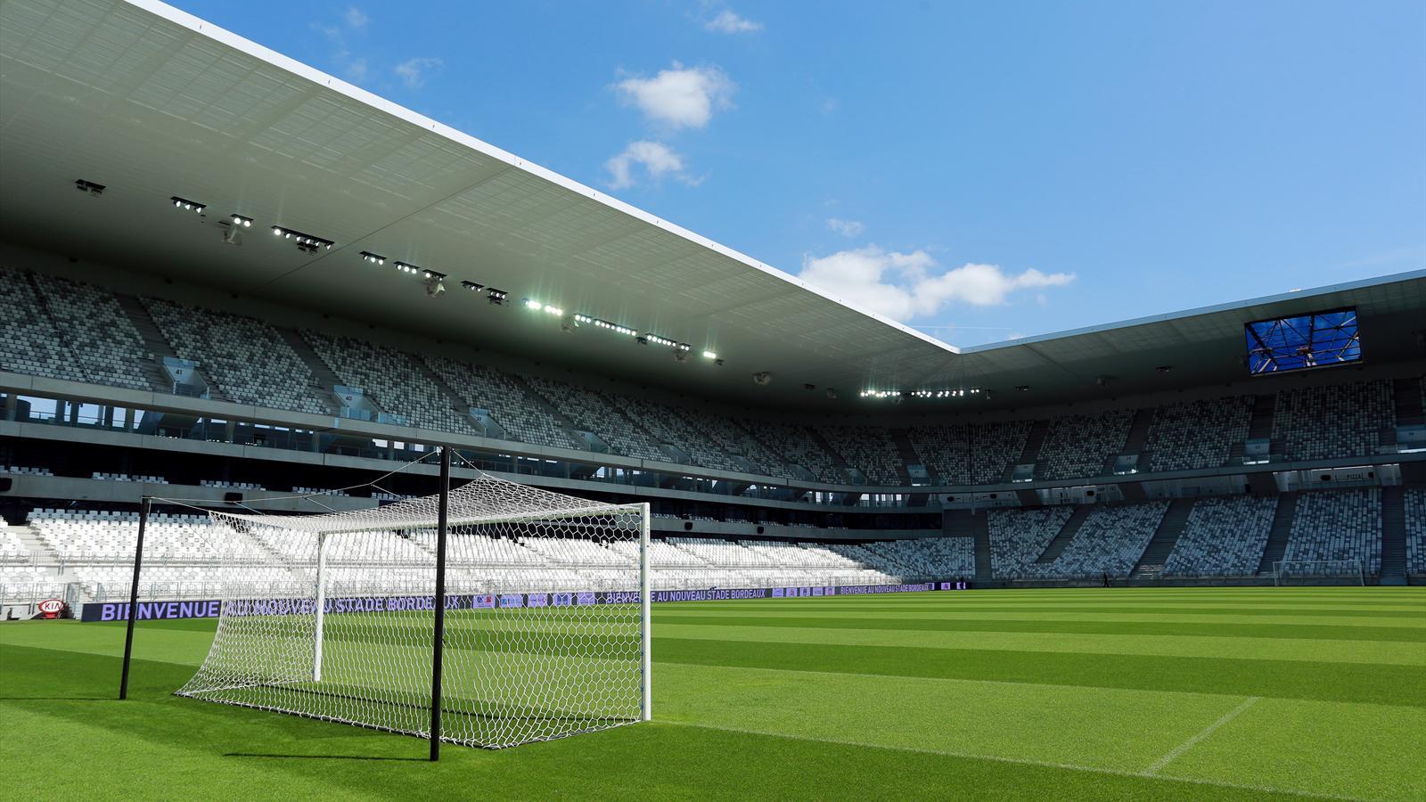 Bordeaux 14ème pelouse de Ligue 1
