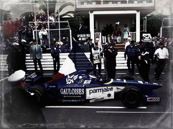 Olivier Panis - 1996 Monaco Grand Prix