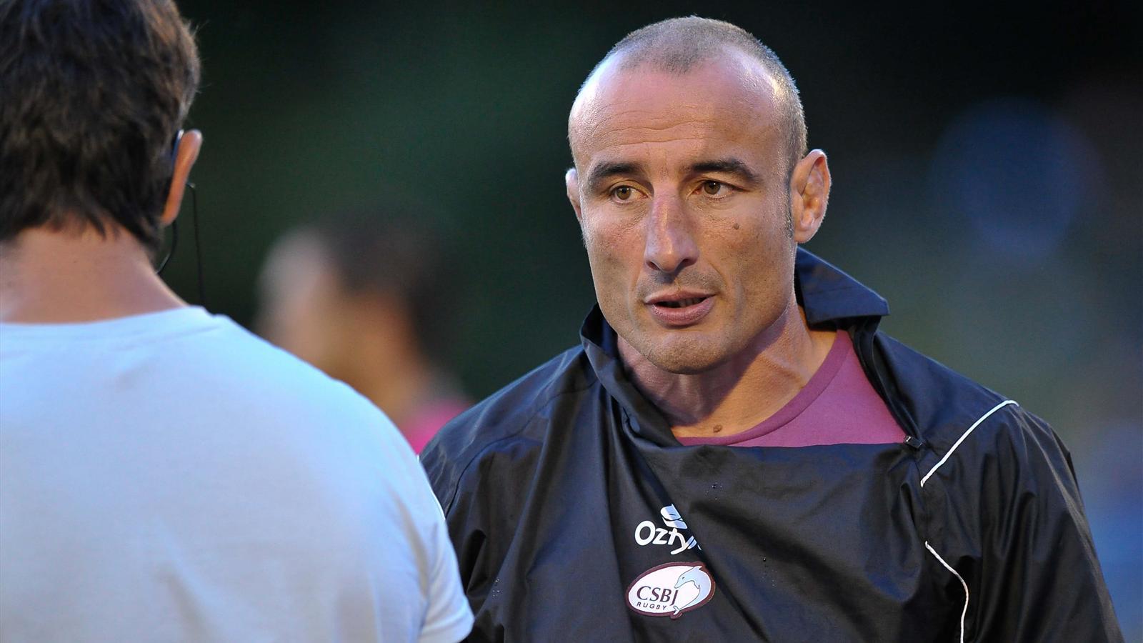 Pascal Peyron sera l''entraîneur des avants d'Oyonnax la saison prochaine