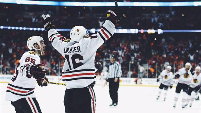 Blackhawks extend Kruger contract - NHL Round Up