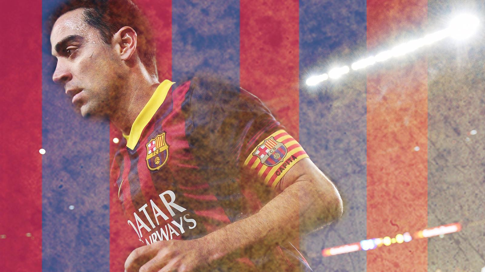 Report: PSG to loan Barcelona legend Xavi from Al-Sadd - Ligue 1 2011-2012 - Football - Eurosport