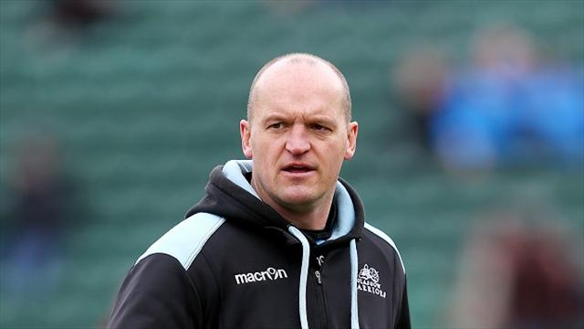 Gregor Townsend after semi-final repeat