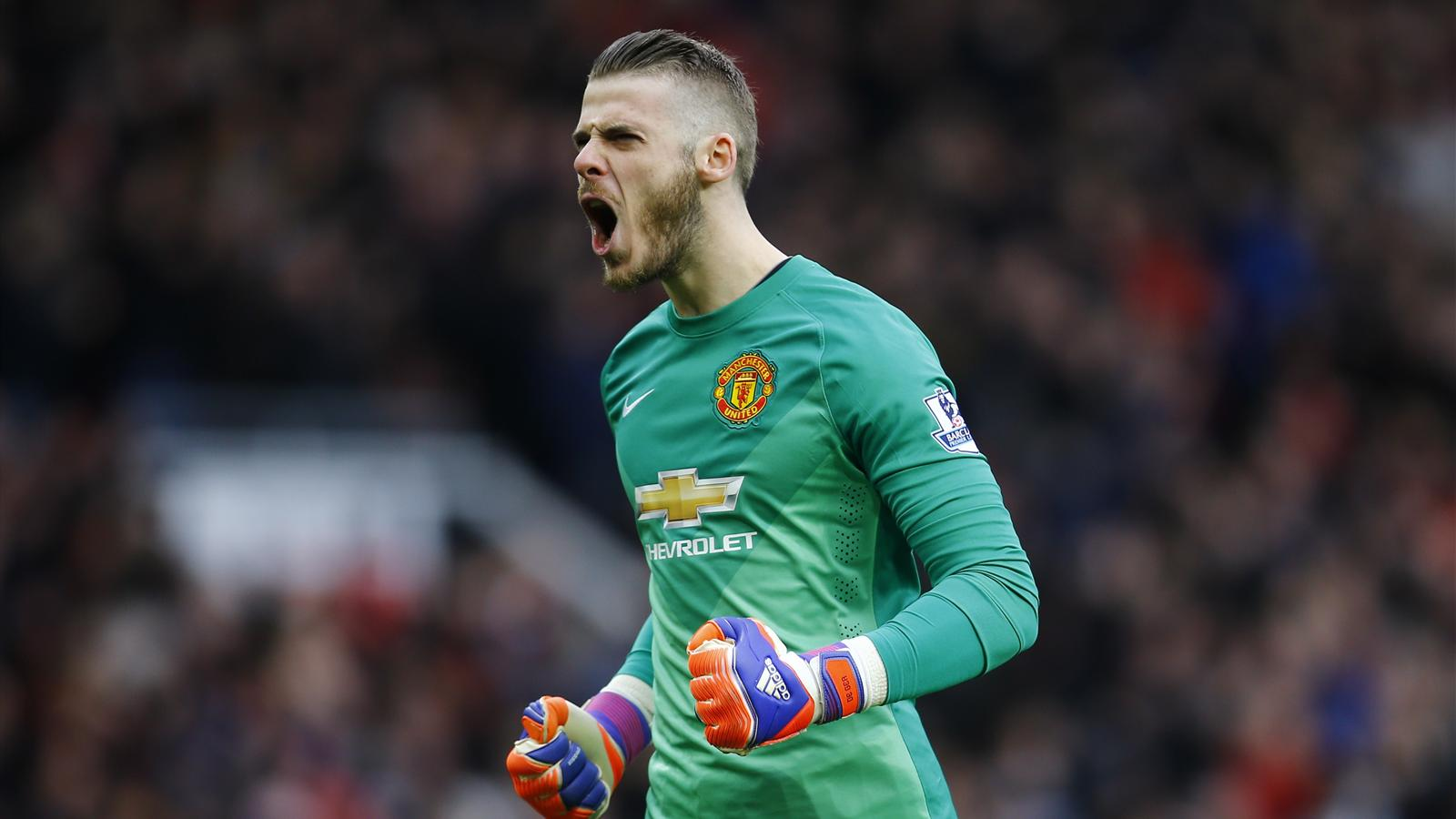 17465f7bbb9 7 reasons David De Gea will STAY at Manchester United - Premier ...