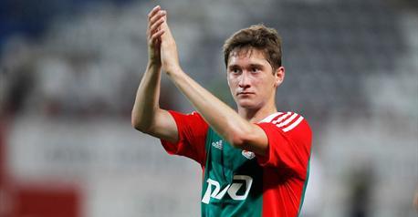 Алексей Миранчук: Буду ждать шанса в игре с Австрией