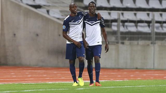 Le Paris FC et Bourg-Péronnas accèdent à la Ligue 2, pas Strabourg