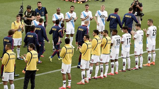 Pas de pasillo pour le Barça: où est passé le respect du champion?