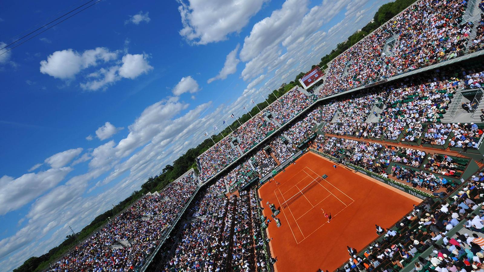 Roland-Garros sur Eurosport jusqu'en 2020 - Roland-Garros ...