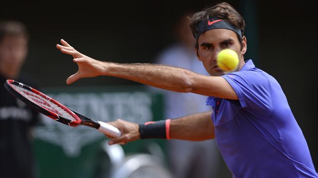 Federer et Wawrinka ont déroulé