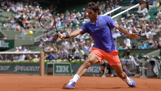 Akarhatja-e Federer jobban a Garrost, mint a Wimbledont?
