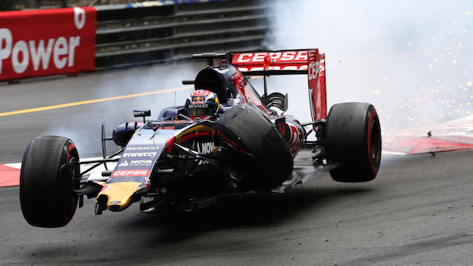 Felipe Massa: Max Verstappen crash due to lack of experience - Formula 1 - Eurosport
