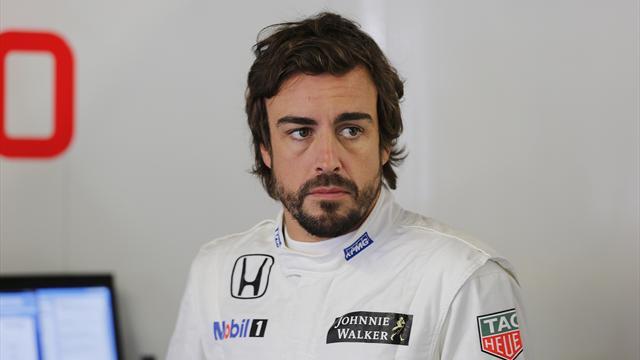 """Alonso : """"Ma pénalité était injuste"""""""