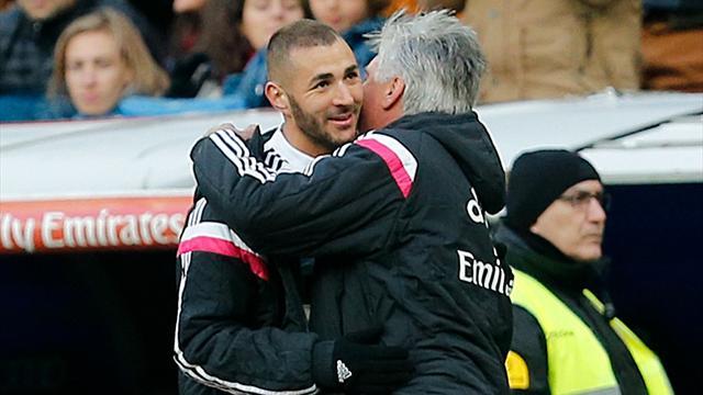 Ancelotti : «Avec Benzema, cela aurait pu être différent pour la France à l'Euro»
