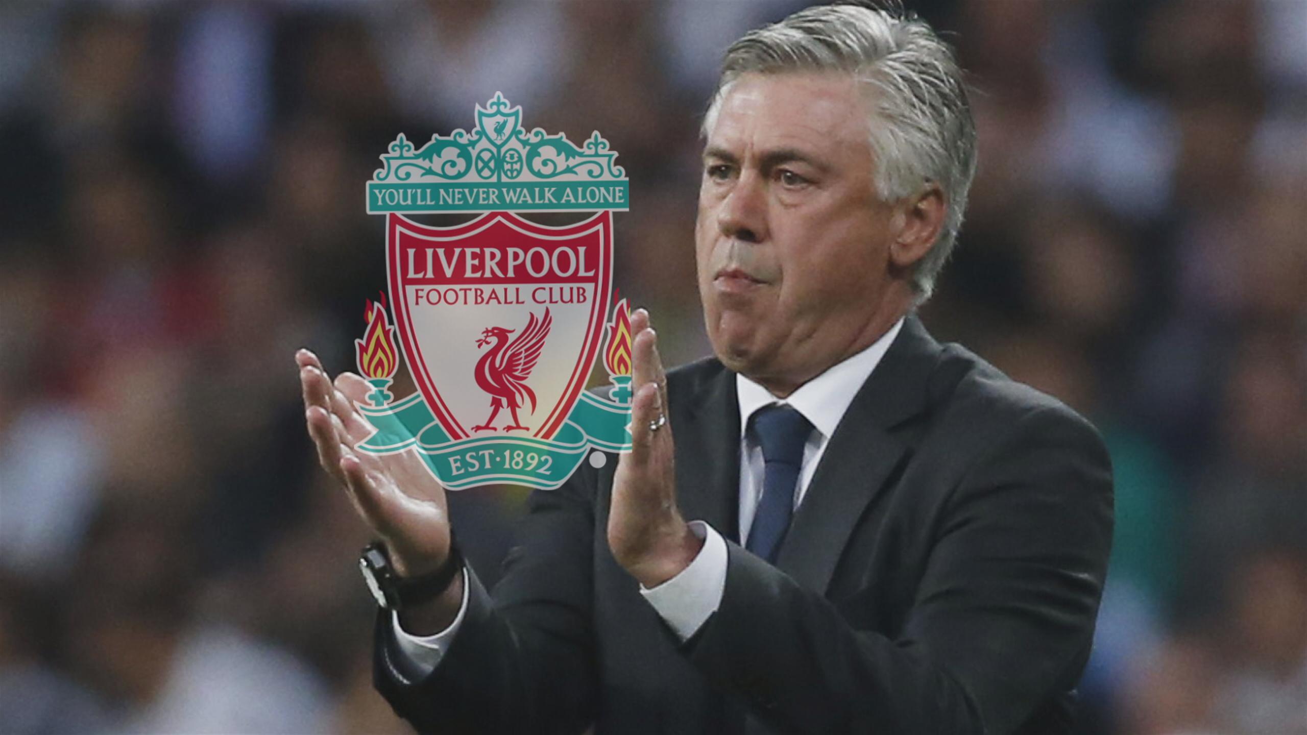 Карло Анчелотти и «Ливерпуль» – слухи