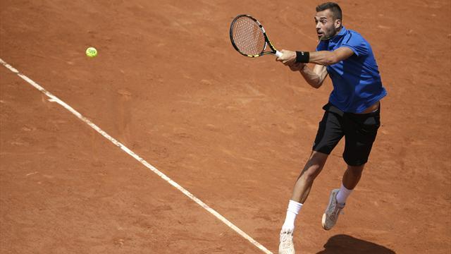 Classement ATP : Paire fait un bond de 20 places