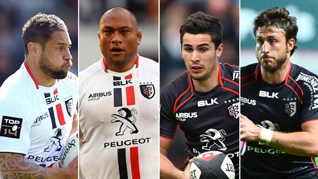 Sans ces 4 là en grande forme, Toulouse n'ira pas loin…