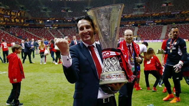 Sevilla rekorun tek sahibi