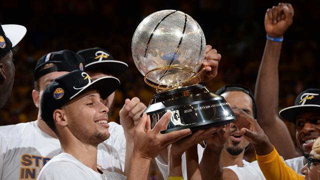 Golden State Warriors 40 yıl sonra finalde