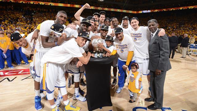 Curry et les Warriors entrent dans un nouveau monde