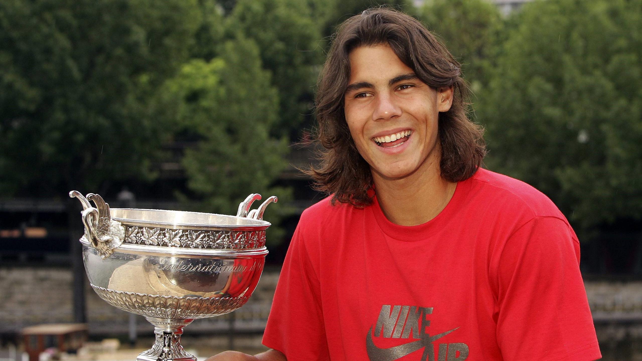 Rafael Nadal, Roland Garros 2005