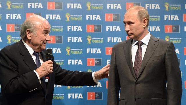 Кадыров – о переизбрании Блаттера: «Где Путин, там победа»