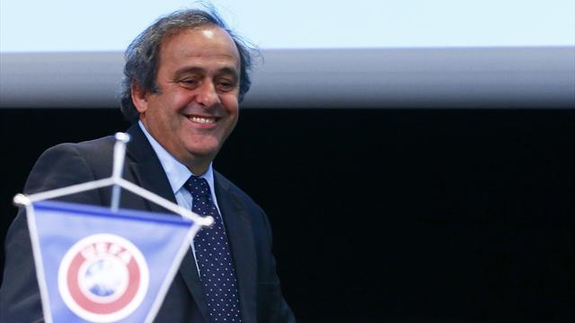 Platini: Umarım Blatter seçimi kazanmaz