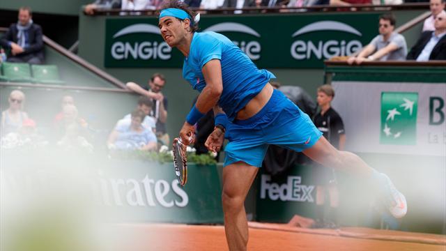 Nadal va connaitre son pire classement depuis avril 2005