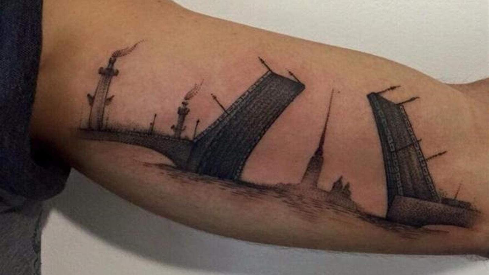 Татуировки мигеля данни фото