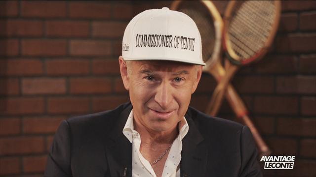 En mode Commissioner, McEnroe se penche sur l'arbitrage... et �a d�cape !