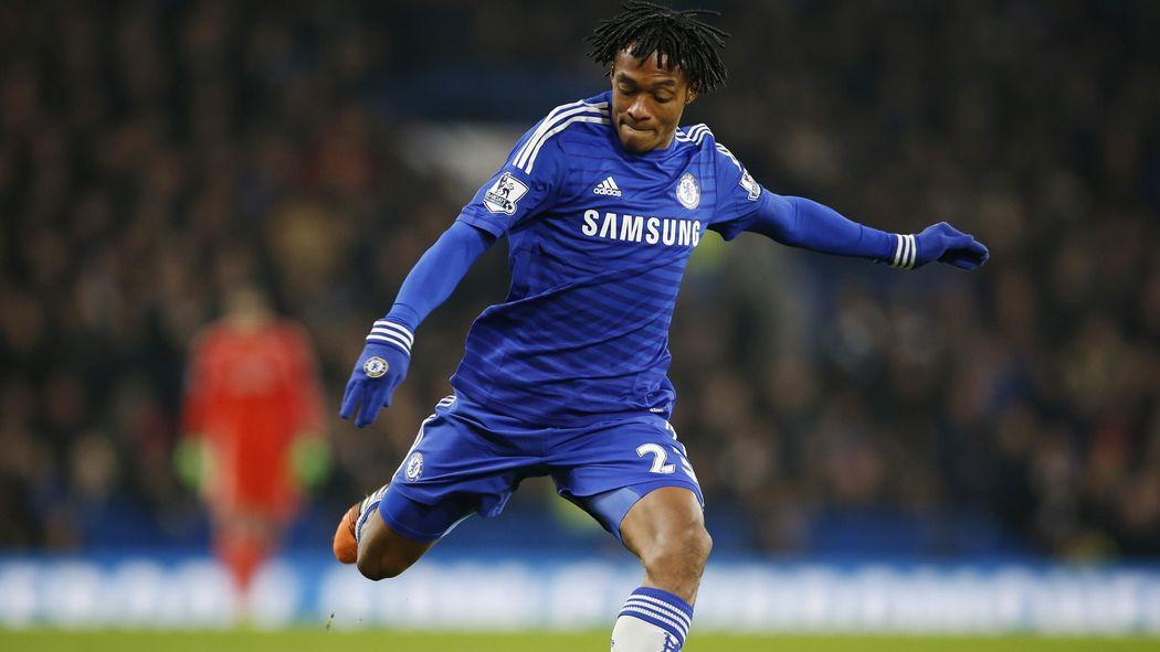 9848abf80 Chelsea transfer news  Juan Cuadrado future dependent on Pedro ...