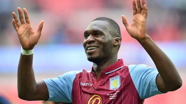 Christian Benteke is again a force to be feared
