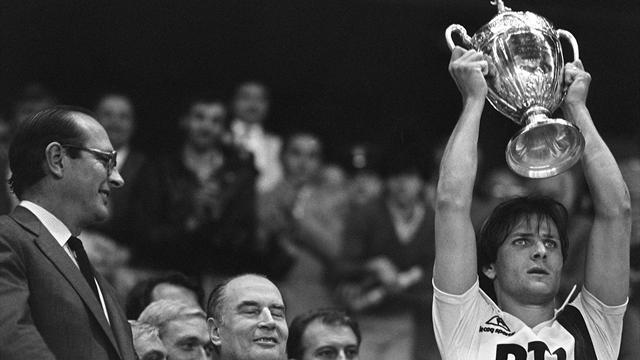 Un doublé de Platini n'avait pas suffi : en 1982, le PSG était venu à bout des Verts