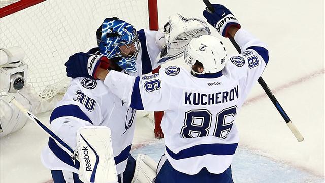 NHL Stanley Cup Finals – Tampa prende il vantaggio