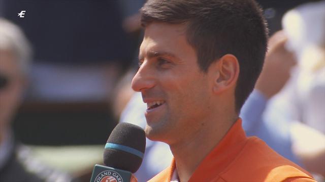 Djokovic doit demander l'autorisation pour aller voir Auxerre-PSG