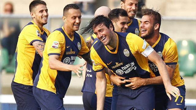 Toni fa 22, il Verona fa 2-2: Juve rimontata al 93'