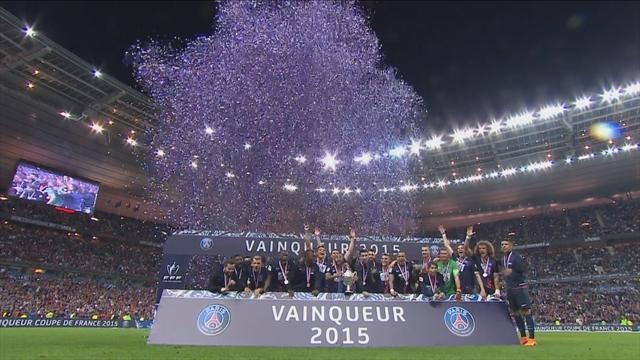 2,8 millions d'euros : le montant du chèque promis au vainqueur de la Coupe