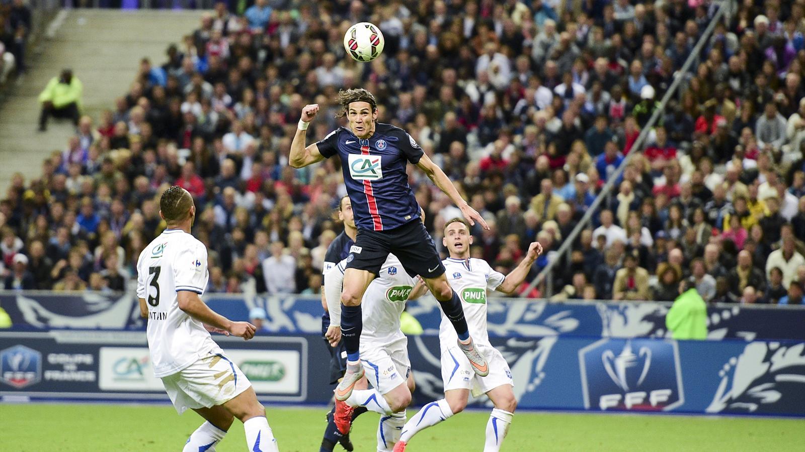 Video coupe de france auxerre psg les temps forts - Resultats coupe de france football 2015 ...