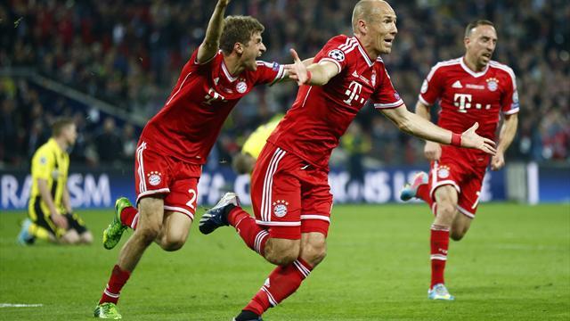 Игроки «Баварии» показали на тренировке, насколько круто освоили тики-таку