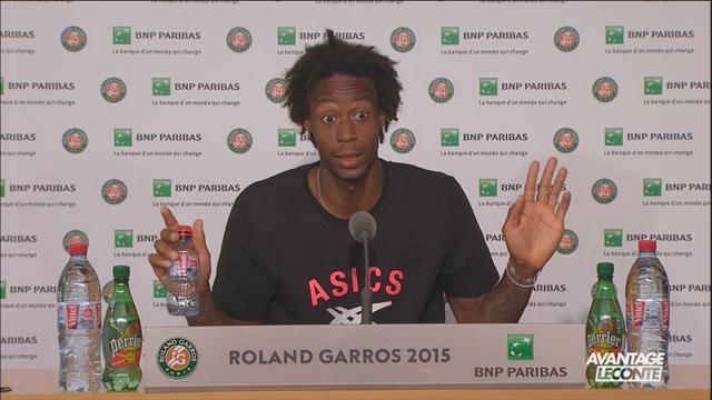 Tennis : Domenech, muscu et rhume : Le zapping insolite de la 9e journ�e � Roland Garros