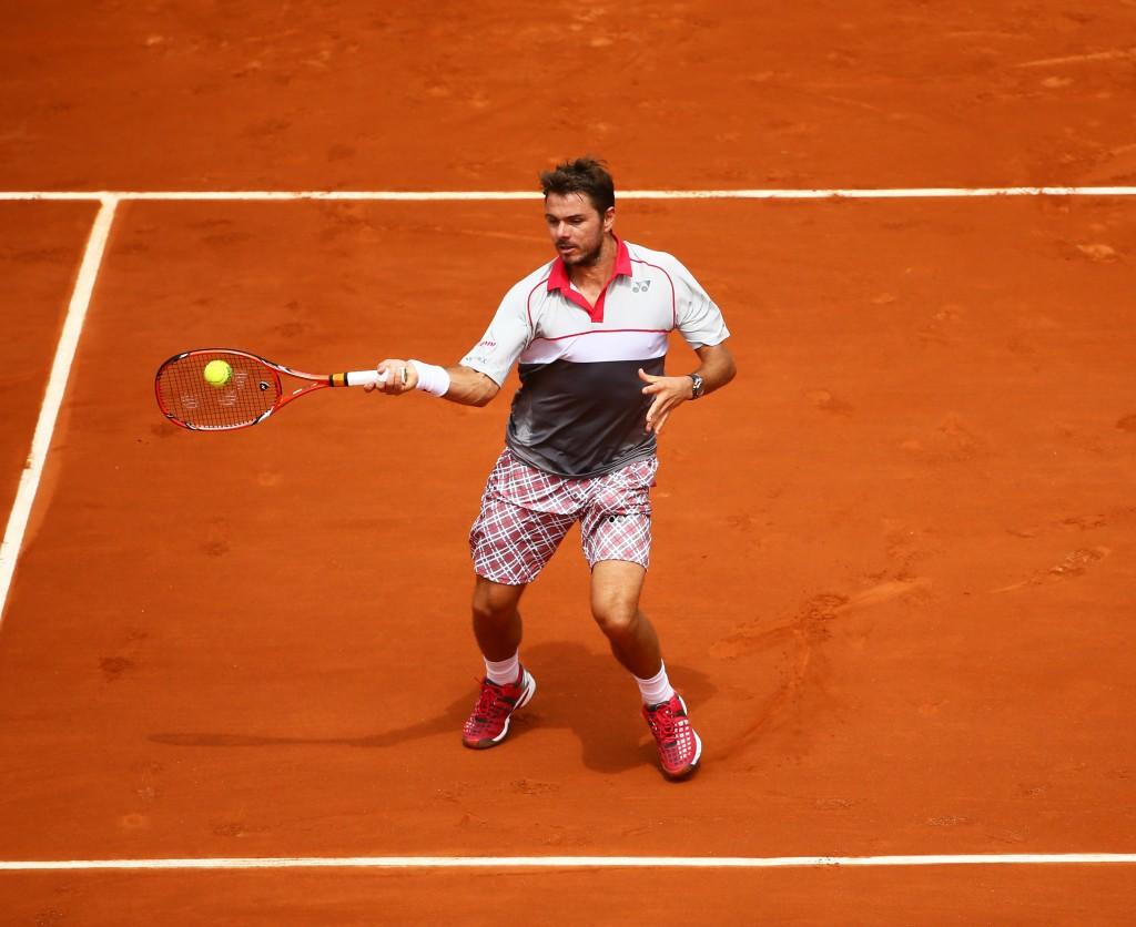 Stan Wawrinka al Roland Garros