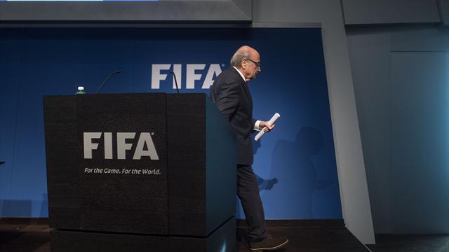 Blatter le confirme : il partira «le 26 février, pas un jour plus tôt»