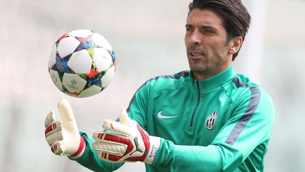 bf16cbf6289 Gianluigi Buffon  The all-time great still seeking a storybook ending -  Champions League 2012-2013 - Football - Eurosport UK